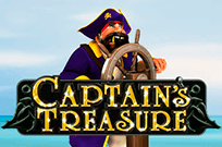 Слот Captains Treasure играть сейчас онлайн